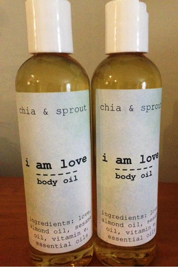 Body Oil Blog Kim Keresturi Registered Massage Therapist